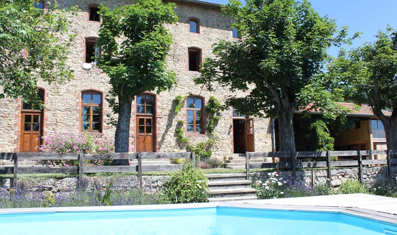 Chambre d\'hôte en Ardèche   La Chastanha