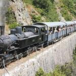 Le train de l'Ardèche