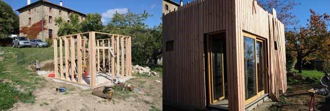 construction cabane insolite en ardeche