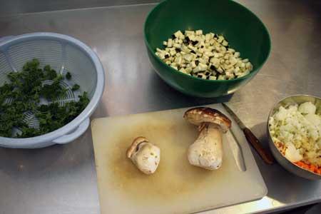 cuisine chastanha