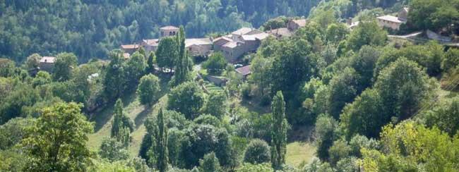 village ardechoix
