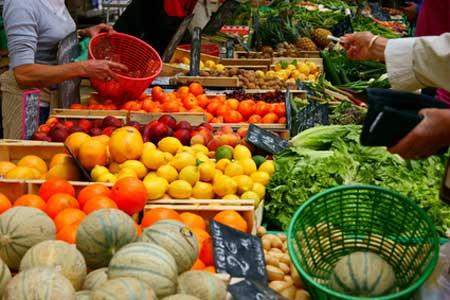 marché Ardèche