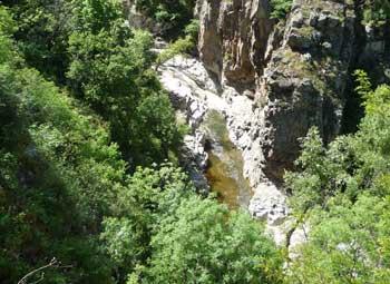 riviere ardeche verte